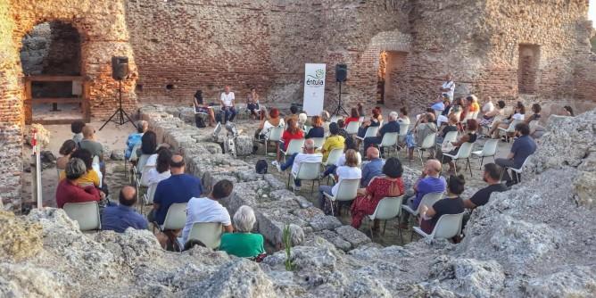 Parte Éntula, il Festival Letterario Diffuso. Sei eventi in sette giorni: domani Fabio Stassi a Baunei