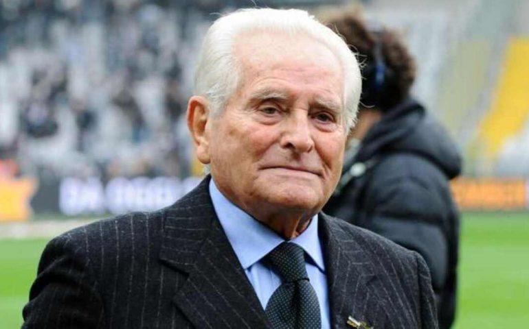 La Juventus piange Giampiero Boniperti, addio alla storica bandiera e vecchio presidente onorario