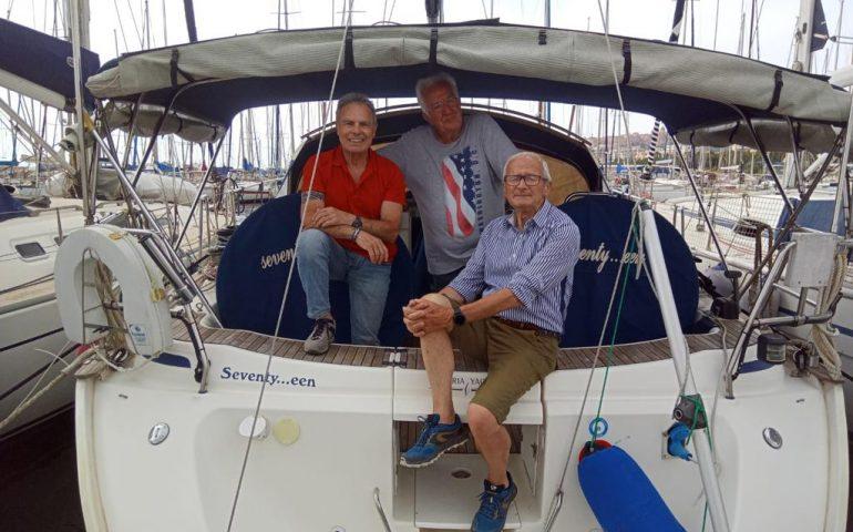 A ottant'anni in barca a vela nel Mediterraneo, monitorato dal Policlinico: lo studio dell'Aou Cagliari