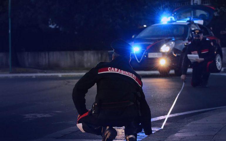Grave incidente a Quartu, auto contro un muro: 4 giovani in Codice Rosso