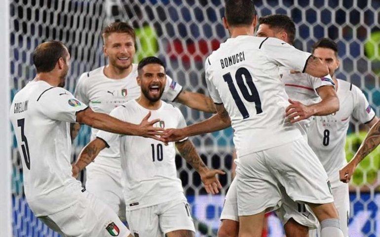 L'Italia a caccia del pass per gli ottavi di finale: contro la Svizzera 11 confermato con Toloi per Florenzi