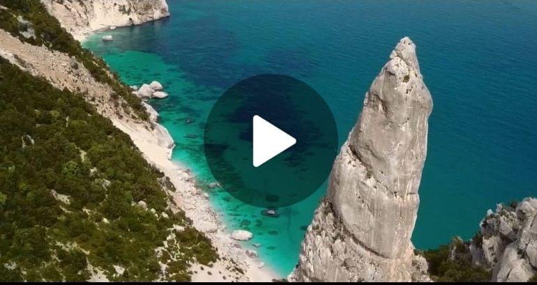 """(VIDEO) """"Sicuri di sognare"""": lo spot per il turismo in Sardegna con la voce di Luca Ward"""
