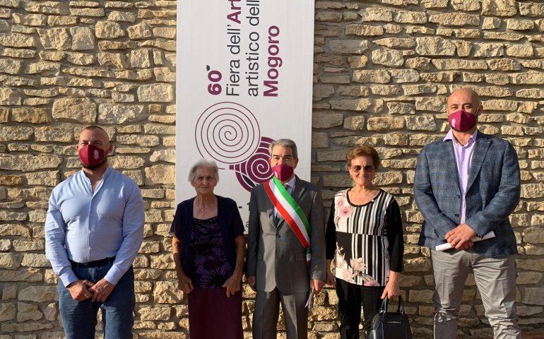 Inaugurata a Mogoro la 60esima fiera dell'artigianato artistico della Sardegna. 100 gli espositori presenti