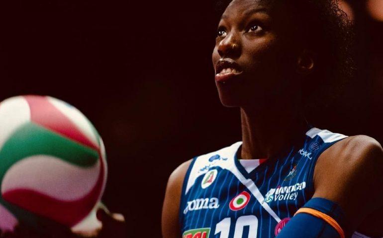 Sarà la star del volley Azzurro Paola Egonu a portare la bandiera dell'Italia a Tokio