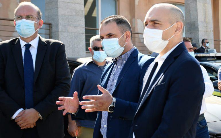 Il viceministro Morelli ad Arbatax. Sotto la lente d'ingrandimento i temi caldi per il porto ogliastrino