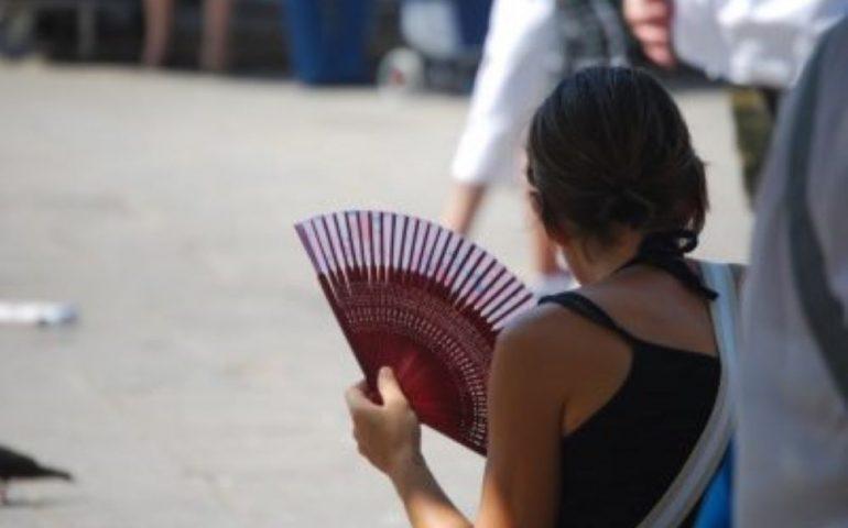 Temperature roventi a Cagliari, per domani l'allerta del Ministero della Salute: codice giallo e oltre 35 gradi le massime
