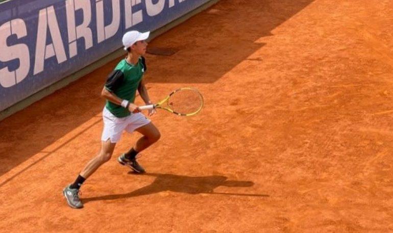 Monte Urpinu, campionati italiani di tennis seconda categoria: oggi gare di successo per i sardi Asara e Dessì