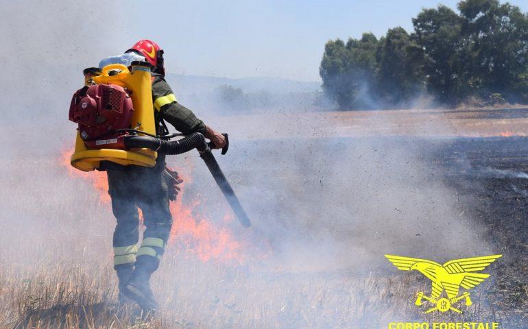 Incendi, la Protezione Civile alza il livello di allerta per la giornata di domani
