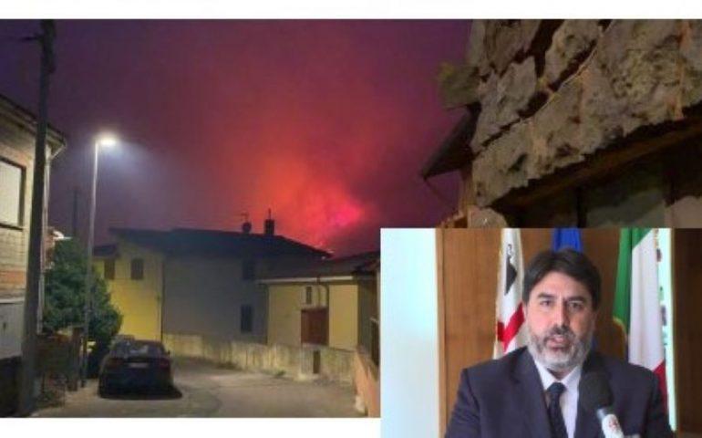 """Sardegna divorata dal fuoco, solidarietà a chi lotta contro le fiamme: """"Impegnati alla ricerca di cause e responsabili di questo disastro"""""""