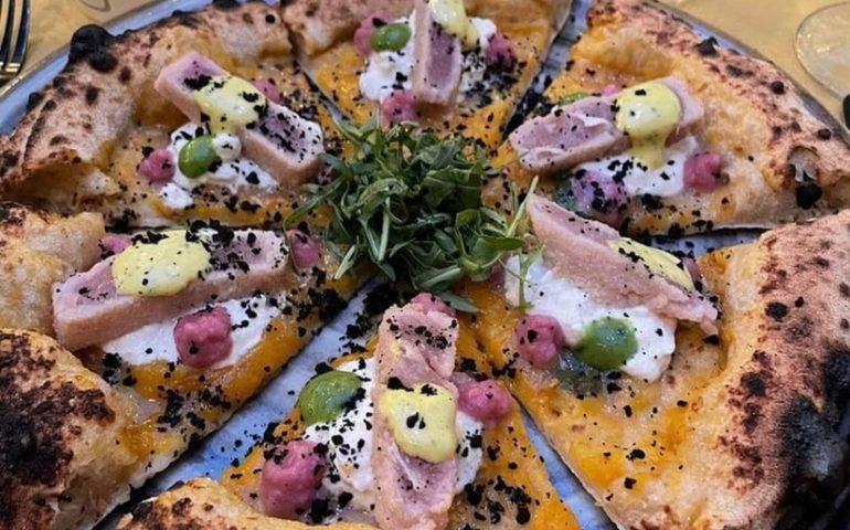 Locanda Sa Matracca, a Cagliari un locale dove le pizze diventano piatti di alta cucina