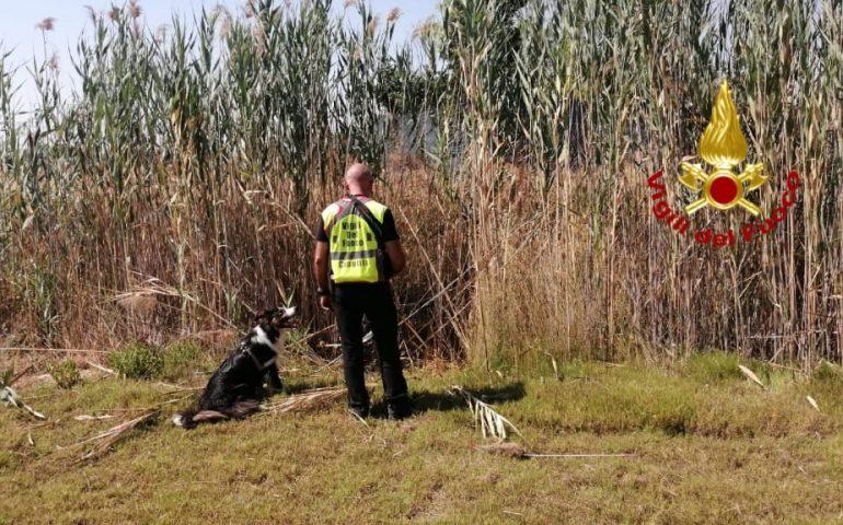 Tragica scoperta nei pressi del Policlinico, trovato morto il 56enne disperso e cercato dai Vigili del Fuoco