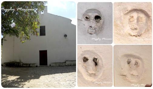 Lo Sapevate? Il mistero dei 4 teschi nella chiesa di Santa Giusta a Chiaramonti