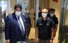 """Capo Protezione Civile Curcio in Sardegna: """"Un successo che nessuno si sia fatto male"""""""