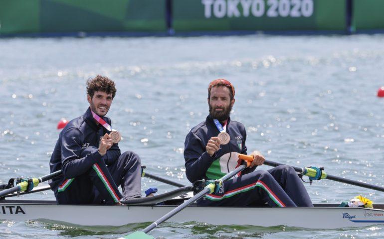 La Sardegna vince una medaglia olimpica dopo 57 anni di digiuno: Stefano Oppo bronzo nel canottaggio