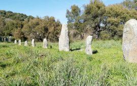 """(FOTO) Lo sapevate? Il sito archeologico """"Biru de Concas"""" è soprannominato la """"Stonehenge sarda"""""""