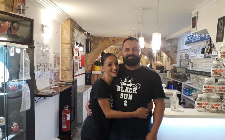 Cagliari, nel Corso ultime crepes per Black Sun 2: nuova vita e altri progetti per Augusto Mola