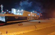 Riparte la Civitavecchia-Arbatax-Cagliari: nella notte il primo traghetto di Grimaldi