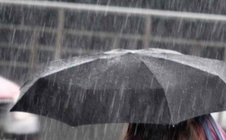 Il maltempo incombe sulla Sardegna: allerta meteo a partire dalla giornata di domani