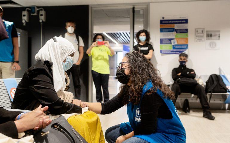 Università, arrivati in Italia i rifugiati vincitori di borsa di studio: due di loro studieranno a Cagliari