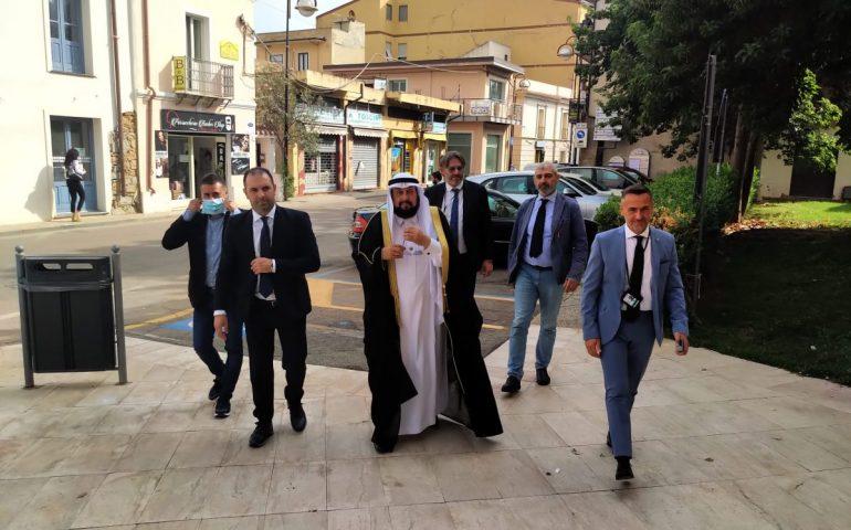 Sviluppo Ogliastra, incontri istituzionali con rappresentante della Lega Musulmana Mondiale in Italia