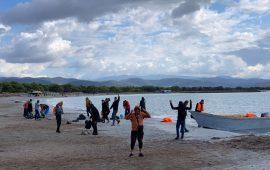 Triplo sbarco questa mattina in Sardegna: quasi 50 algerini arrivati in barchino