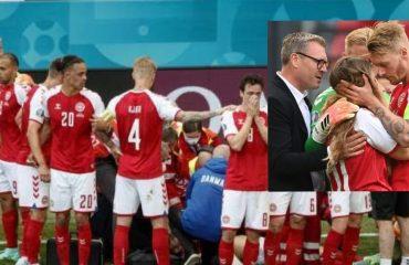 Kjaer, un capitano oltre il calcio: fondamentale nei momenti del malore del compagno Eriksen