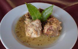 La ricetta Vistanet di oggi: sa petza imbinada, un piatto antico e saporito