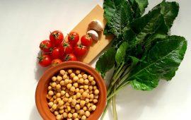"""La ricetta Vistanet di oggi: """"Eda e cixiri"""", bietole e ceci, un piatto semplice della tradizione sarda"""