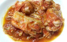 La ricetta Vistanet di oggi: piedini d'agnello al sugo, piatto rustico dal sapore unico