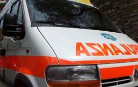 Incidente presso l'incrocio per Bari Sardo, pickup tampona auto