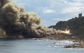 Ogiastra. Tres chidas de esertzitatziones militares in Cirra