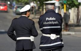 polizia municipale, immagine simbolo