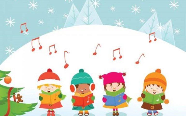 Buon Natale Per Bambini.Il Natale Dei Bambini Ad Arbatax I Bimbi I Genitori E Le Maestre