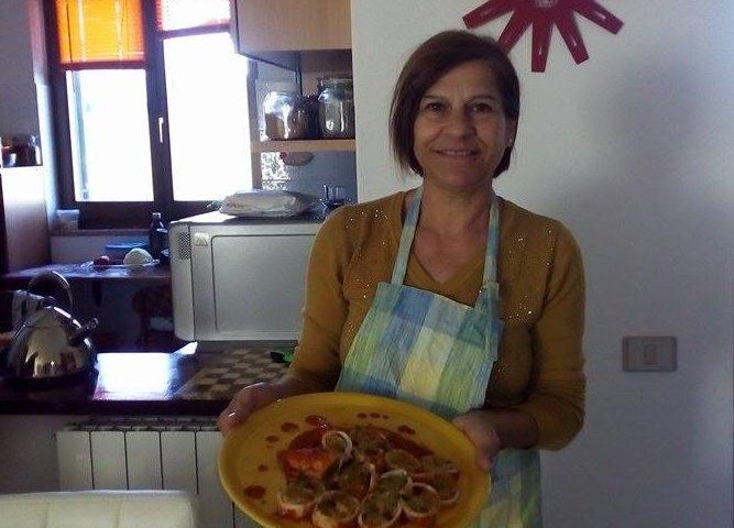 """Le ricette """"di mare"""" dei lettori: i calamari ripieni di uvetta di Rita Fanni"""