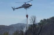 """Ambiente, l'assessore Lampis: """"Potenziato antincendio con 11 elicotteri servizio regionale"""""""