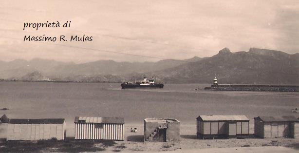 Come eravamo. I casotti nel porto di Arbatax negli anni Sessanta