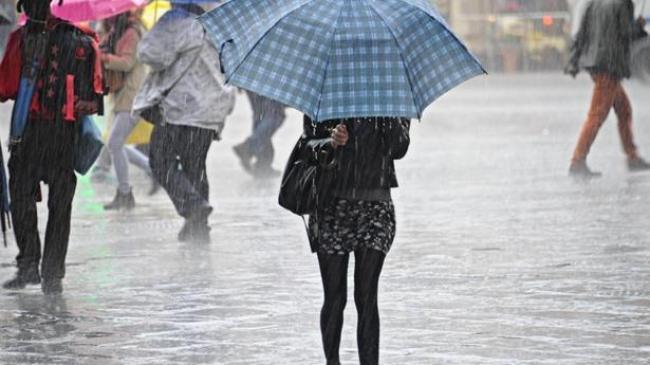 Meteo: freddo, vento e pioggia. Sull'Ogliastra la primavera non decolla