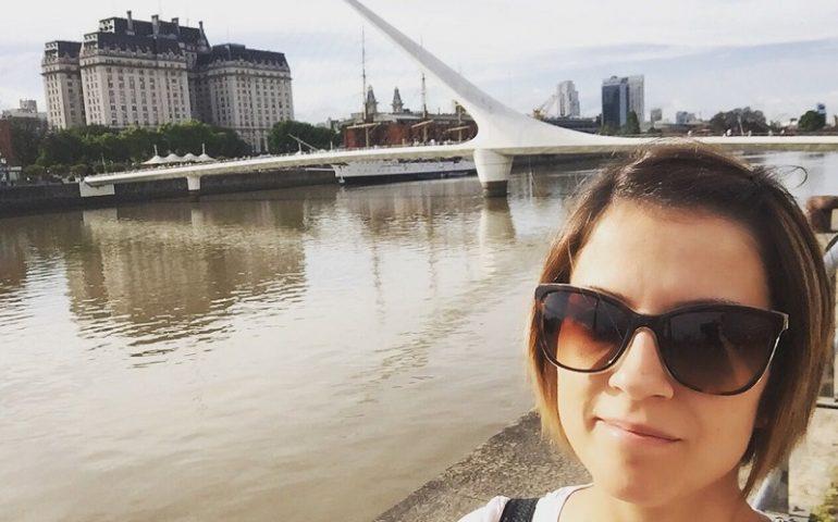 Una passione per lo studio dei Diritti Umani, l'esperienza in Argentina della foghesina Serena Palmas