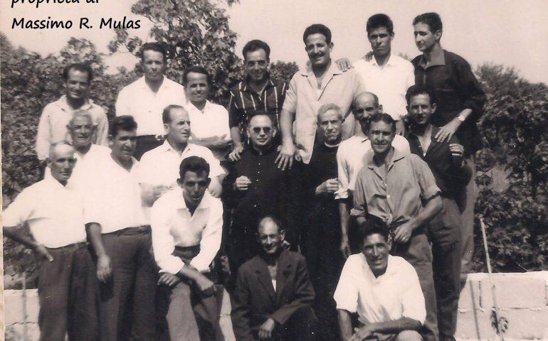 Come eravamo. Tortolì, il bellissimo comitato di San Salvatore nel 1962
