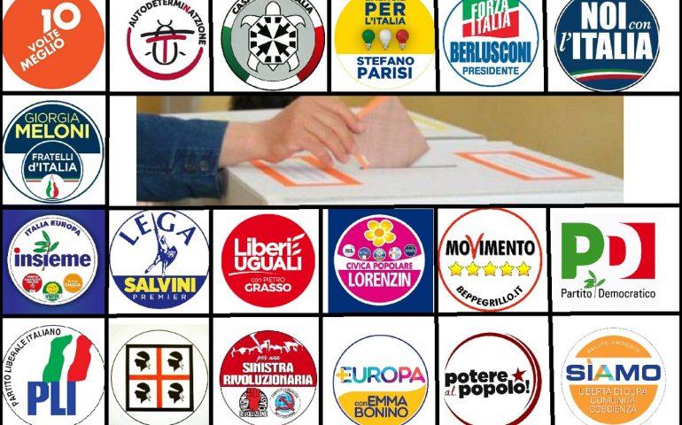 Sondaggio elezioni politiche 2018 in Sardegna: vota e rimani aggiornato!