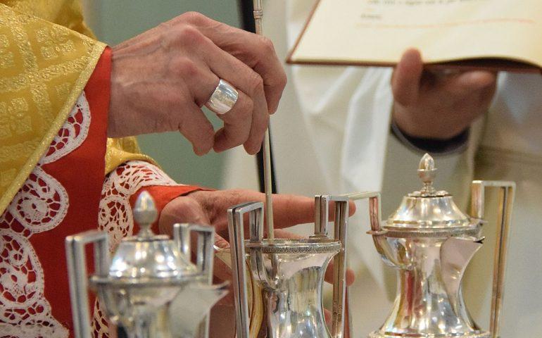 Pasqua in Ogliastra. Giovedì la Messa Crismale nella Cattedrale di Lanusei