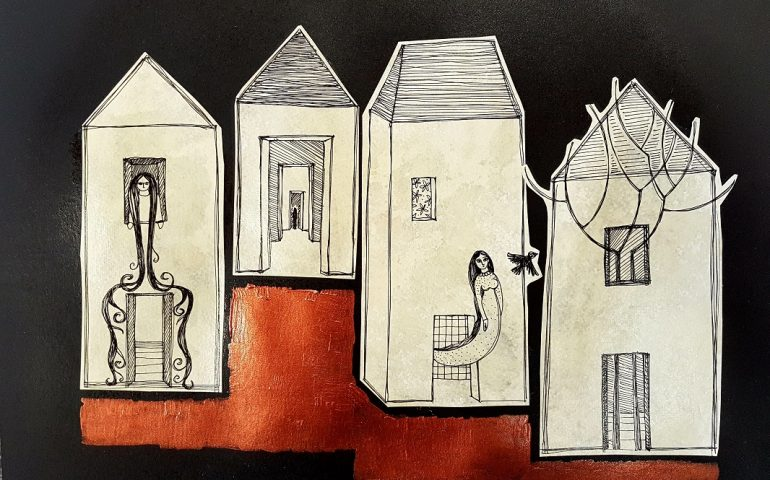 """""""About home"""", un percorso verso casa: la personale dell'artista lanuseina Stefania Lai presto a Cagliari"""
