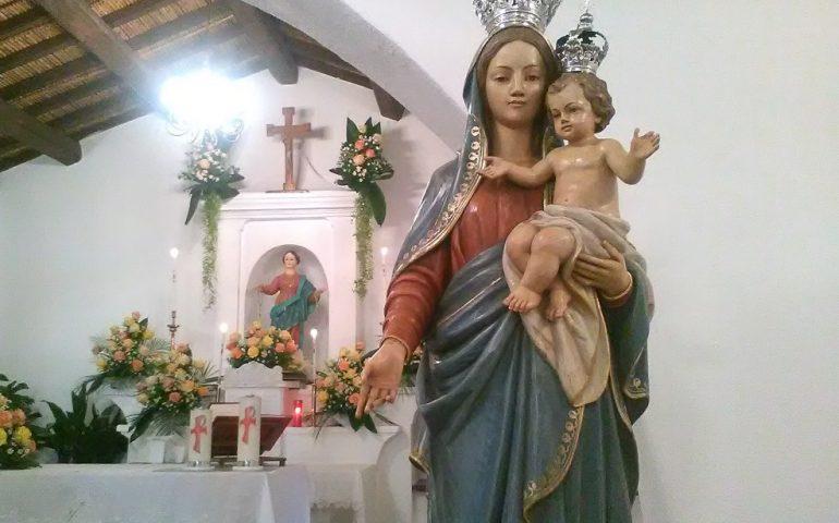 Leggende ogliastrine. Una terribile tempesta e un voto portarono alla costruzione della chiesa della Madonna delle Grazie a Jerzu