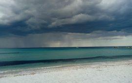 temporale a Cea, foto Luana Pisanu