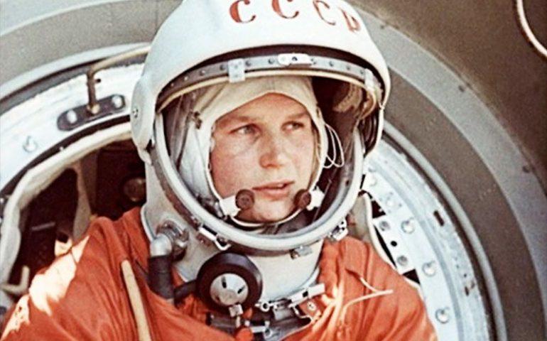 Accadde oggi. Il 16 giugno 1963 Valentina Tereškova è la prima donna a volare nello spazio