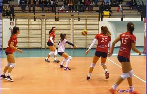 Sabato importante avvenimento sportivo a Tortolì: Antes Ogliastra Volley contro la capolista, il Ghilarza