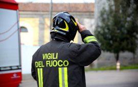 Vigili del fuoco, immagine di repertorio