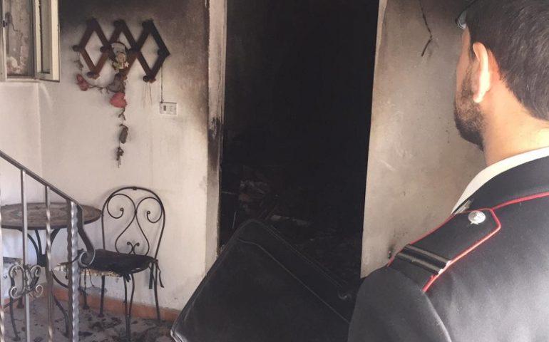 Bari Sardo, fiamme nell'abitazione di un pensionato