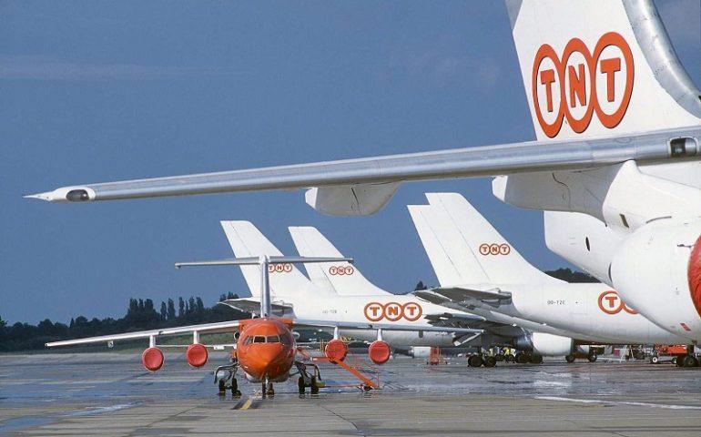 Soppresso l'ultimo aereo merci TNT. La denuncia dell'imprenditrice tortoliese Marianna Setti: «Fatto grave inosservato»