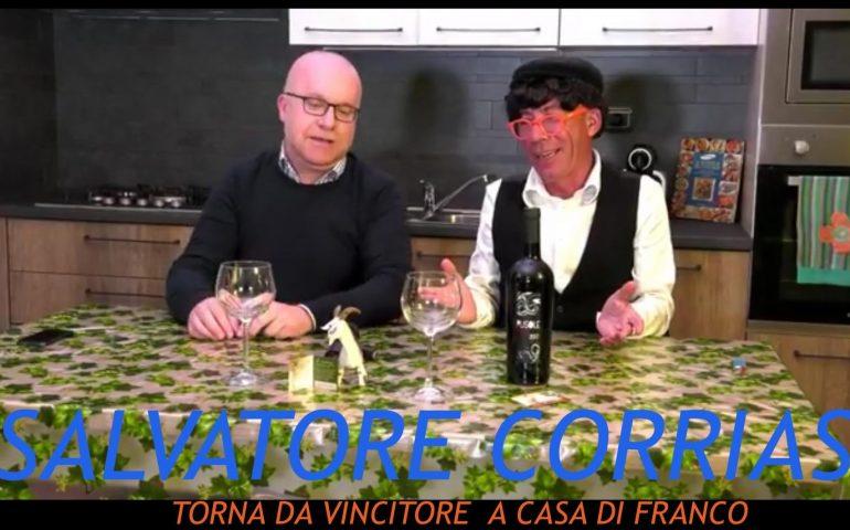 La politica si fa (anche) in cucina. Salvatore Corrias, fresco di consiglio regionale, stasera ospite di Franco Mascia